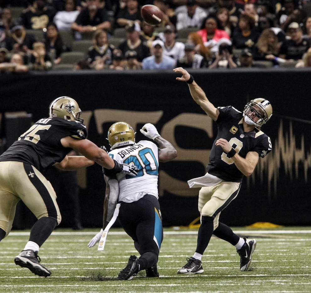 Underhill: Drew Brees, playing in extreme pain, had a masterful day that surprised many -- except 1 group _lowres