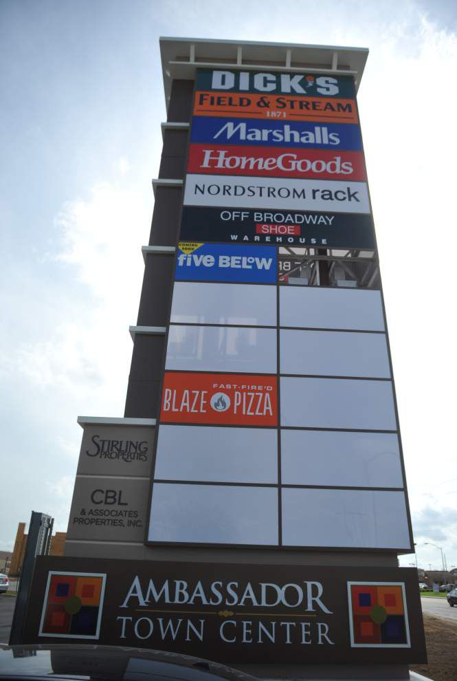 Lafayette ready to toast official opening of Ambassador Town Center retail complex _lowres