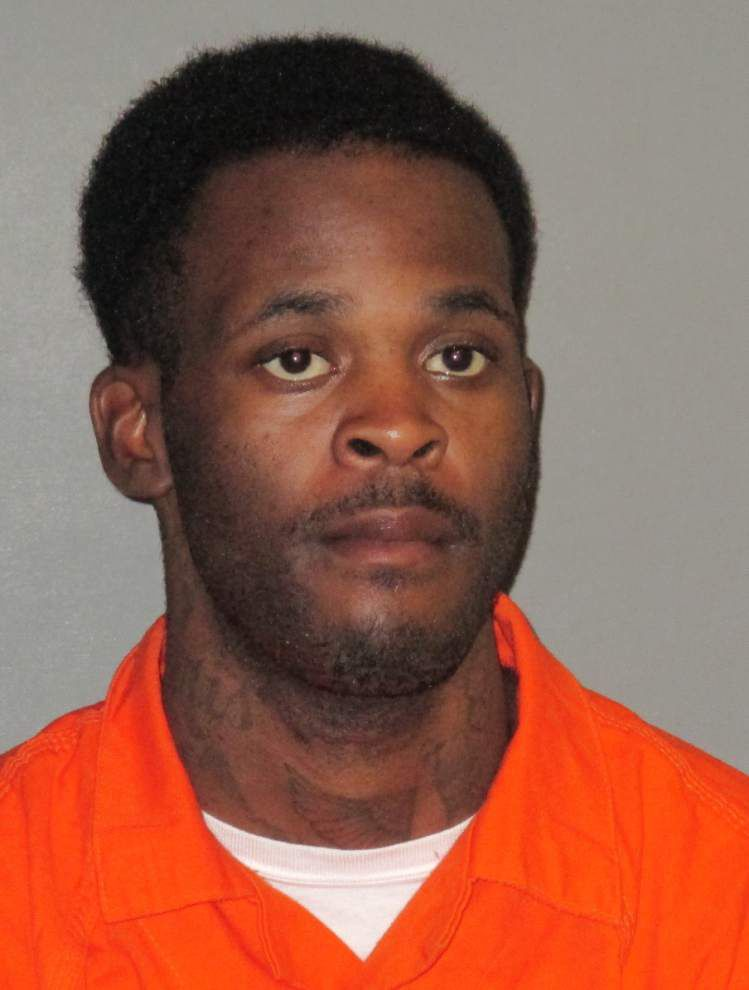 Baton Rouge man arrested, accused of burning 2-year-old son _lowres