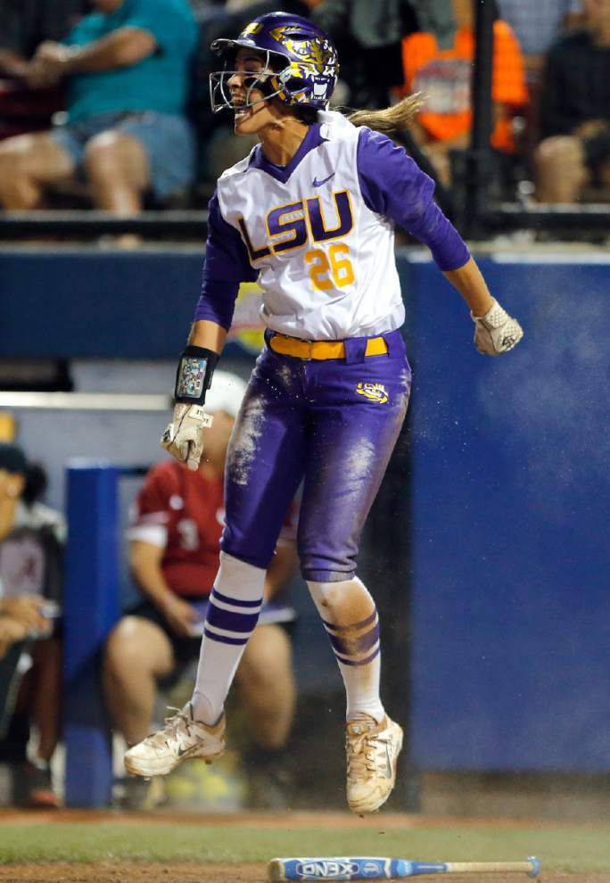 Notebook: LSU softball team regains first-inning touch _lowres