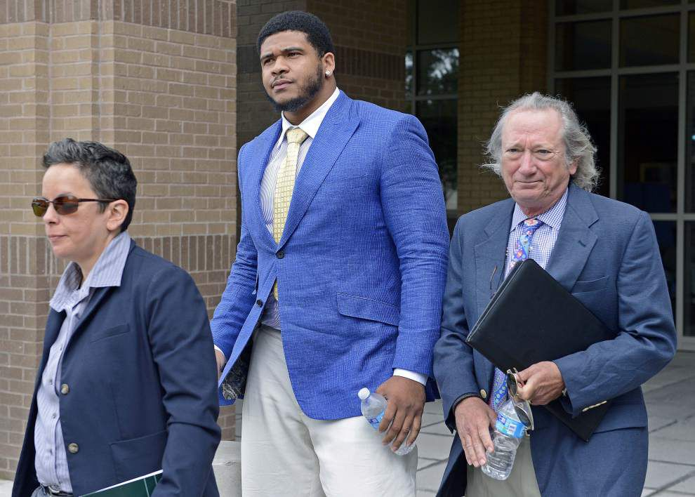 Former LSU OL La'el Collins signs with Dallas Cowboys, says team will be 'the best offensive line in NFL history' _lowres
