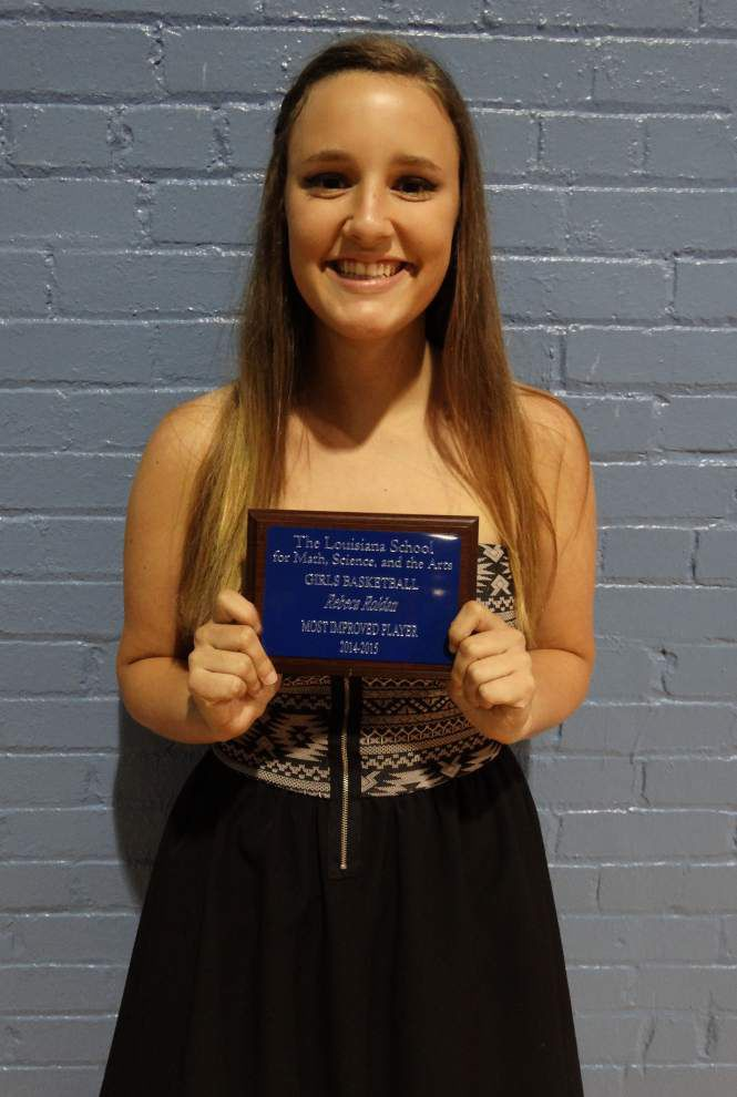 St. Francisville's Roldan receives athletic honors at Louisiana School _lowres