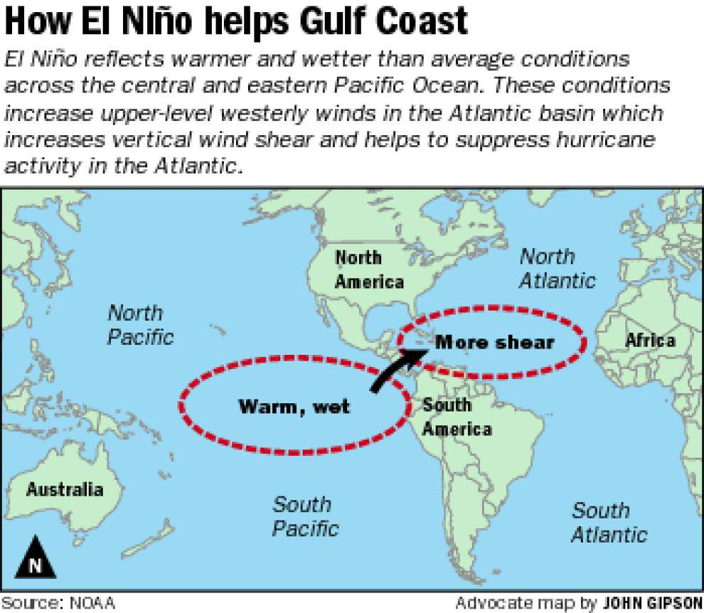 NOAA: El Niño to arrive late, but in time to help _lowres