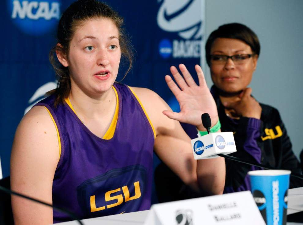 Video: Plaisance says LSU has worked hard to prepare for Georgia Tech _lowres