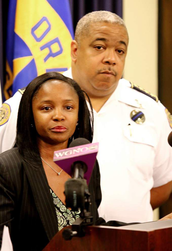 James Gill: NOPD official shows lack of understanding with inflammatory remark about Eric Harris shooting _lowres
