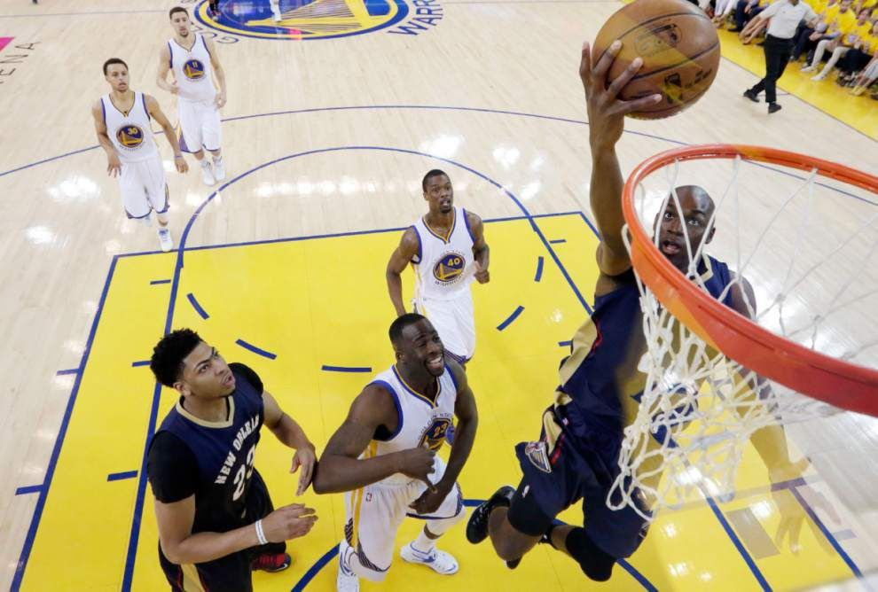 Pelicans' 3-pointer: Three thoughts from New Orleans' Game 1 loss _lowres
