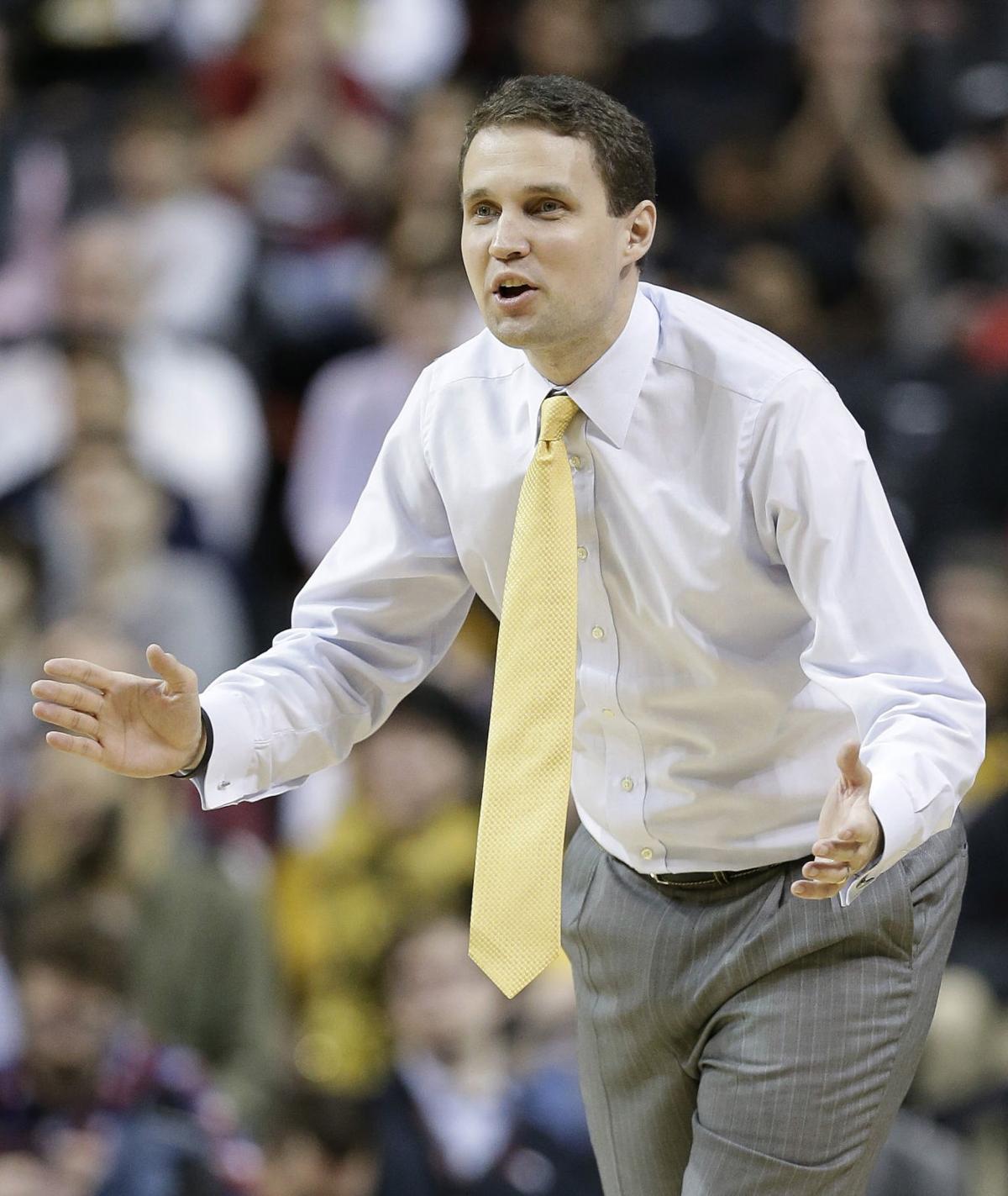 NCAA Postseason Coaching Triangle Basketball (copy)