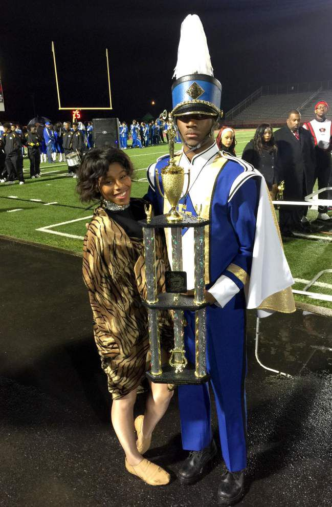 Marching Tigers win Underground Showdown in Texas _lowres