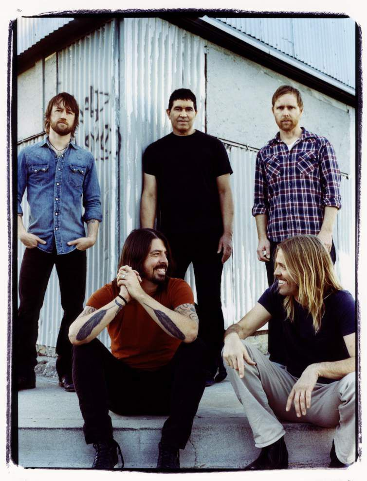Foo Fighters head list of Voodoo acts _lowres