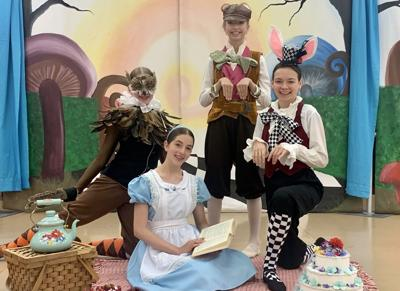 youth ballet alice 1