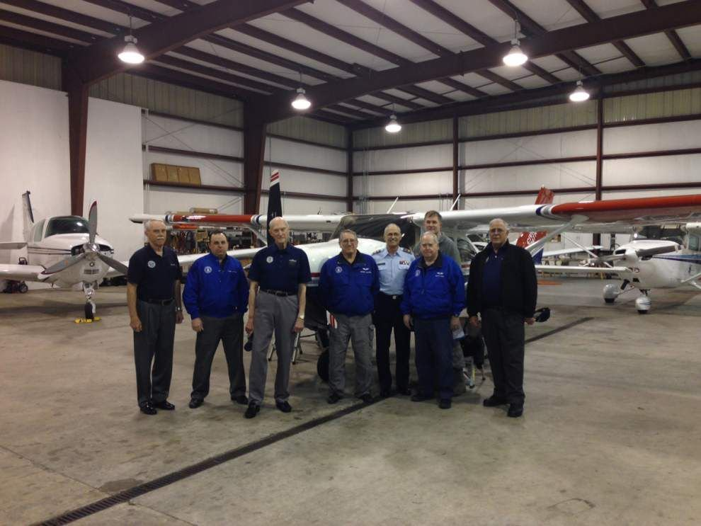 Civil Air Patrol gets new Cessna aircraft _lowres