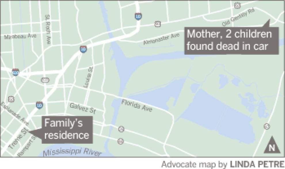 Mother, children found dead in apparent murder-suicide in New Orleans _lowres