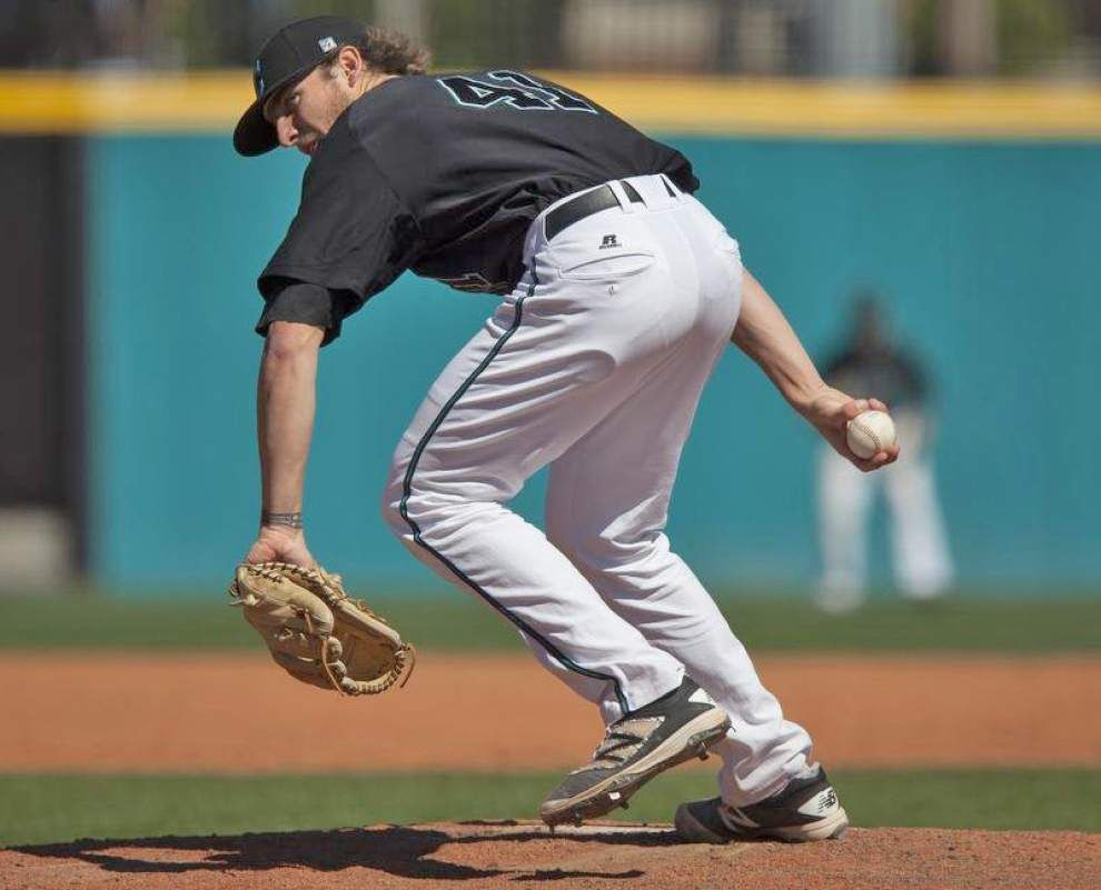 Get set for LSU's super regional with Coastal Carolina. Here's all you need to know about the Chanticleers. _lowres