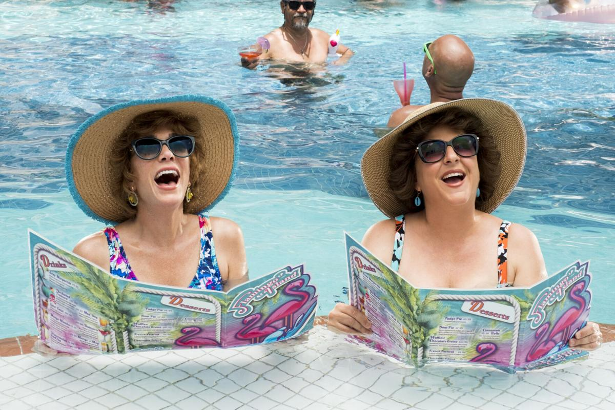 Barb and Star go to Vista Del Mar still 2 2021 movie