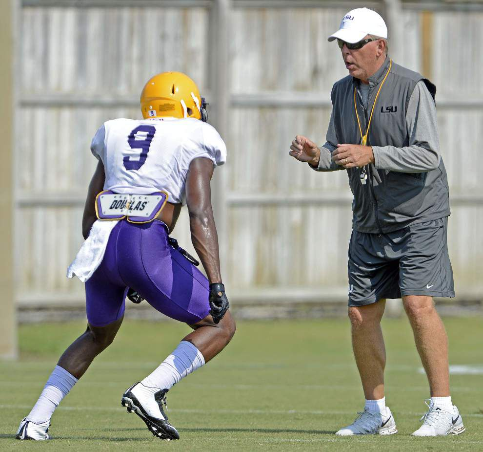 Young LSU receivers out to make their own mark _lowres