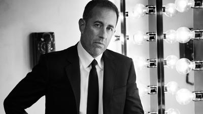 Jerry Seinfeld press photo 2 for Red