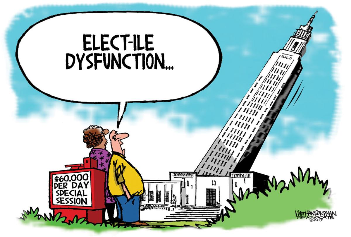 Walt Handelsman: Latest Caption Contest Winners!