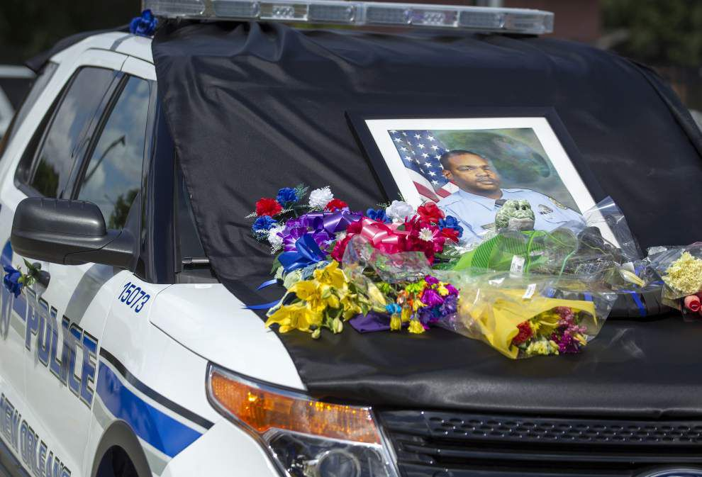 Dashboard camera not working in vehicle of slain officer Daryle Holloway, is part of larger problem, NOPD says _lowres