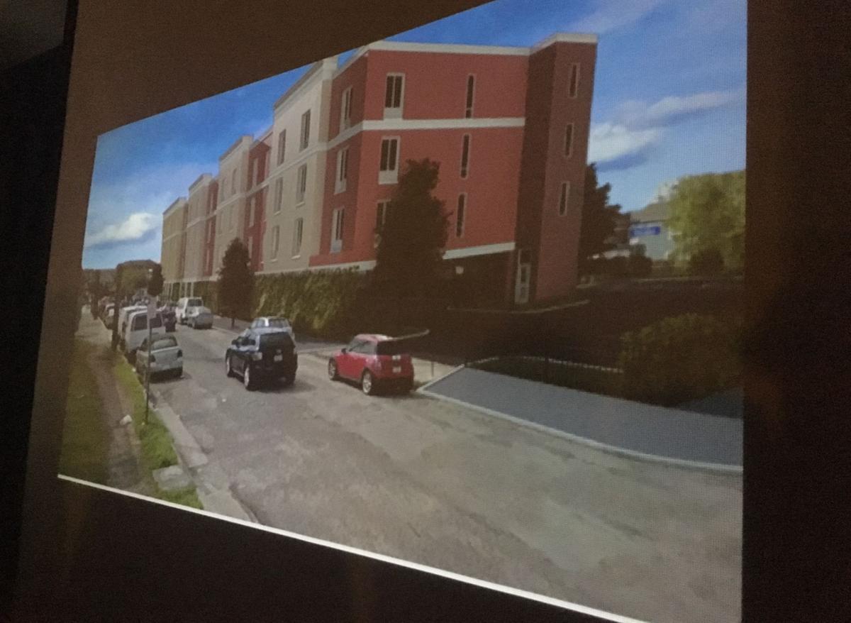 Marigny residents ask for Hampton Inn on Elysian Fields to look less like a Hampton Inn_lowres