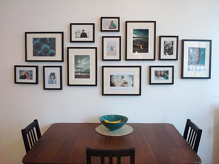 Tips from New Orleans designers for creating a professional looking gallery wall_lowres
