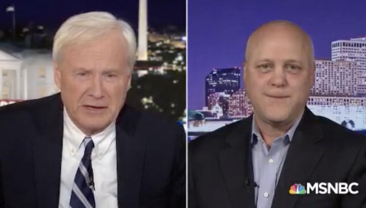 Mitch Landrieu: President Trump is 'stuck on stupid' regarding partial federal shutdown