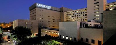 lsu shreveport medical school campus