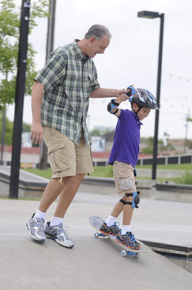 Kids can catch air at BREC's skateboarding, BMX camp _lowres