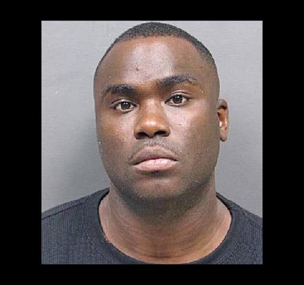 Third suspect arrested in Donaldsonville slaying _lowres