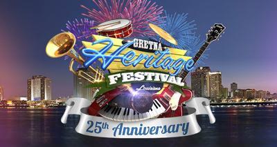 25th Gretna Heritage Festival