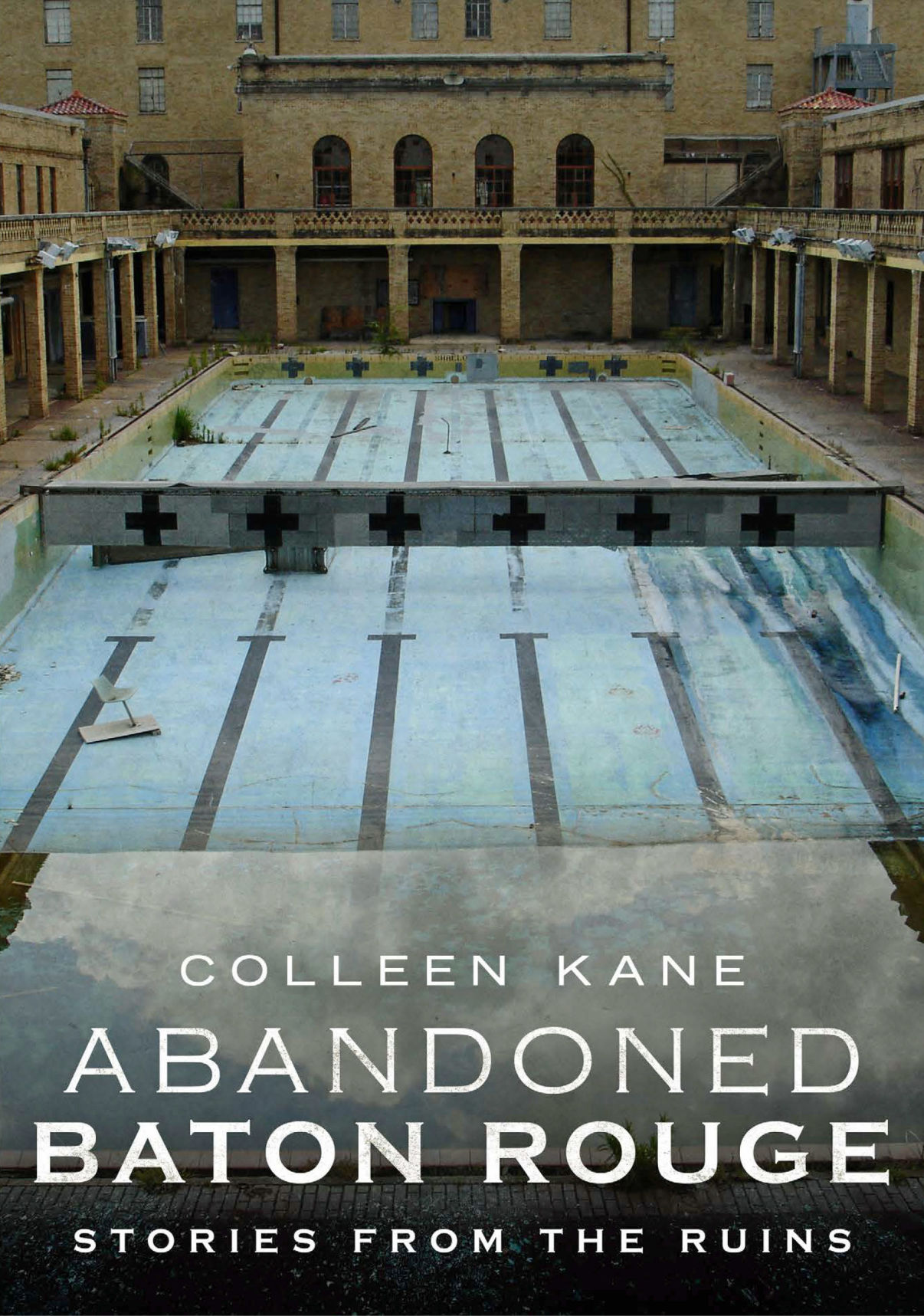 Haunting Photographs Of Overgrown Abandoned Baton Rouge Places Compiled In New Book See Images Entertainment Life Theadvocate Com