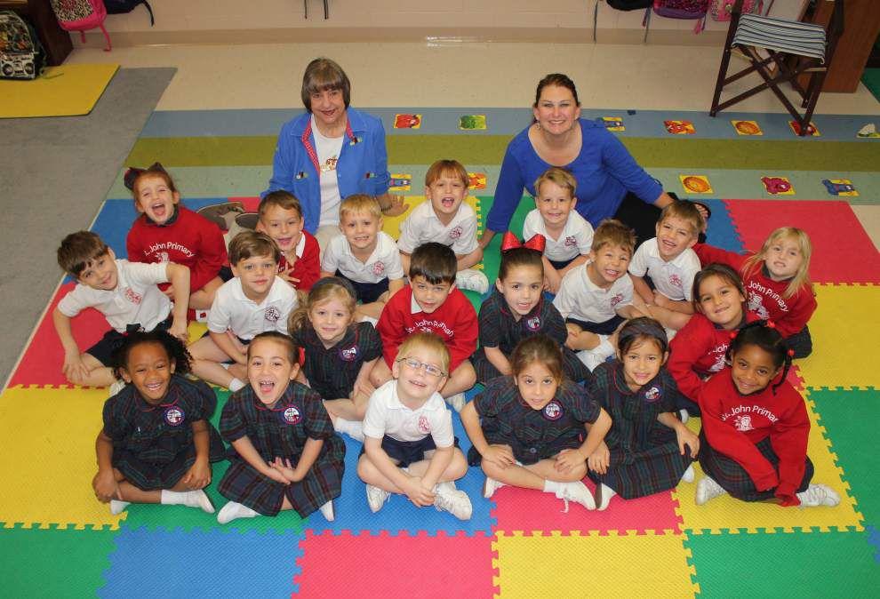 Ascension Advocate's Classroom Spotlight: St. John Primary School prekindergarten _lowres