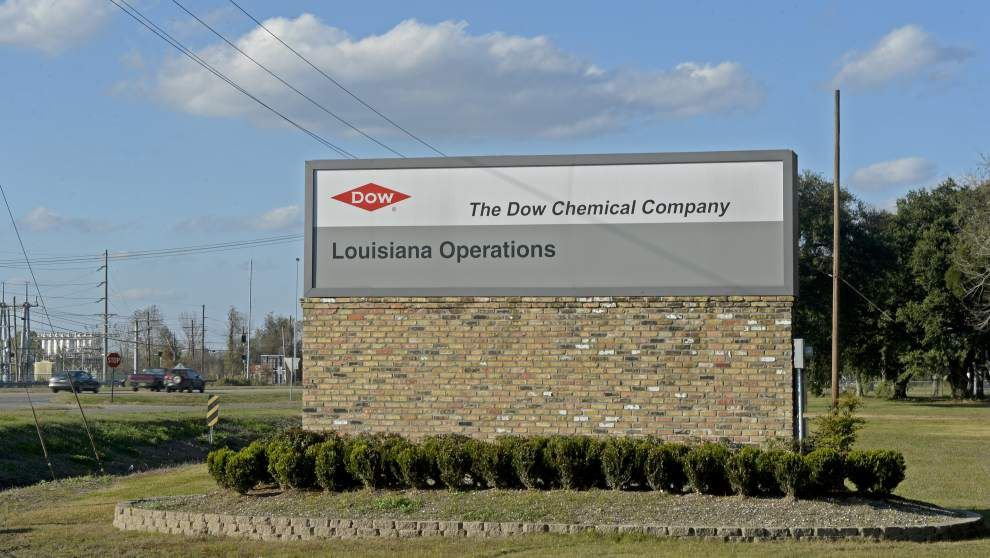 Dow, DuPont reportedly close to merger announcement, have a combined seven locations in Louisiana _lowres