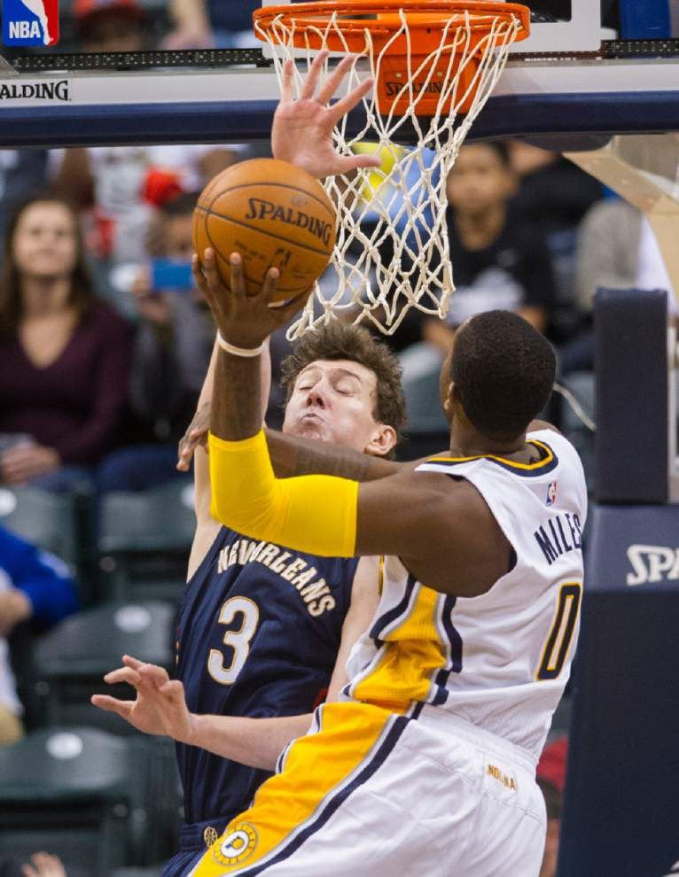 Eight Pelicans fight injury bug; see who could miss opening night vs. Warriors _lowres