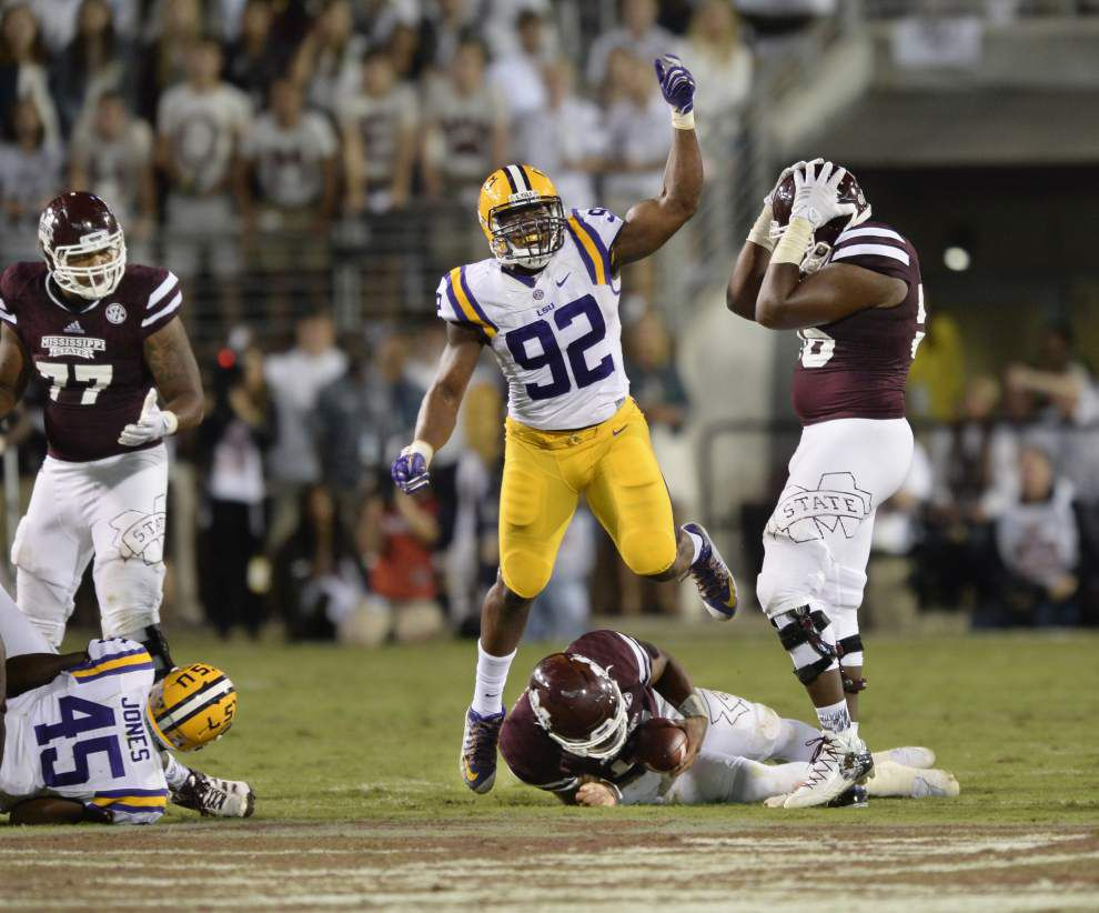 Rabalais: For LSU, Saturday showdown with Auburn could be next step toward something special _lowres