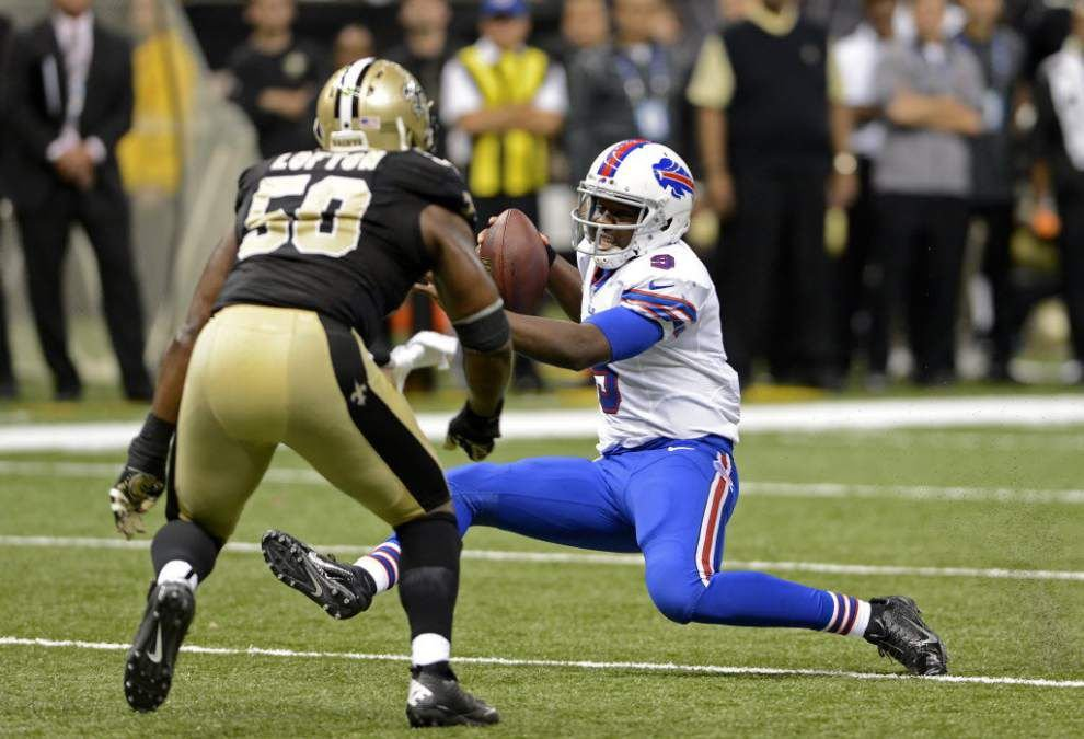 Report: Former Saints linebacker Curtis Lofton signs with the Oakland Raiders _lowres