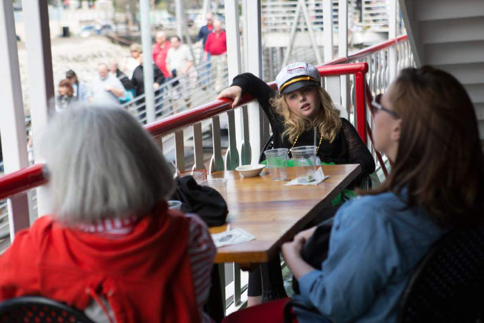 Natchez, beloved jazz steamboat of New Orleans, turns 40 _lowres