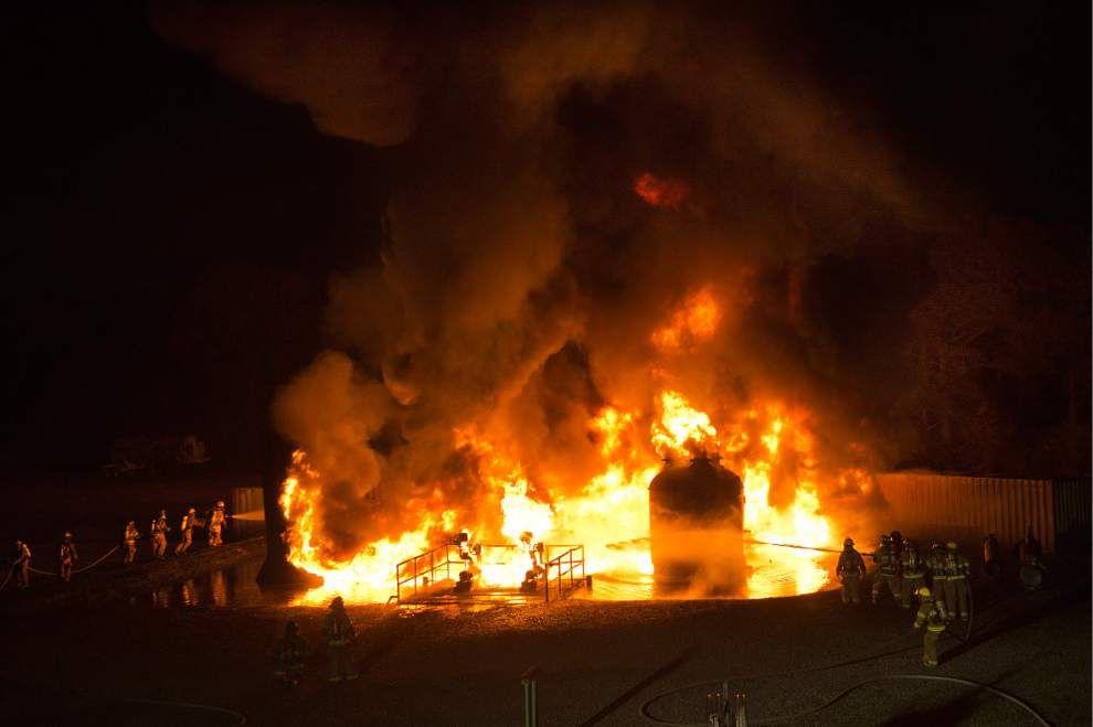 Video: Let it burn _lowres