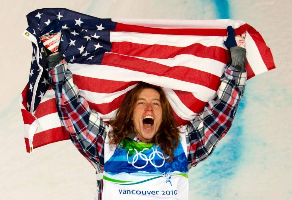 Shaun White withdraws from Olympic slopestyle _lowres