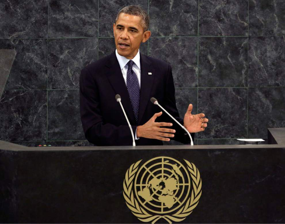 Obama scores coalition victory with Arab strikes _lowres
