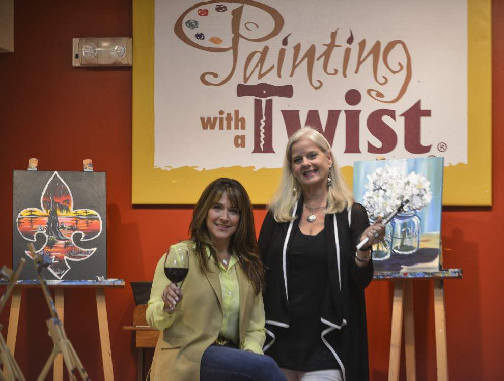 Mandeville Women S Paint And Sip Business Model Leads To 230