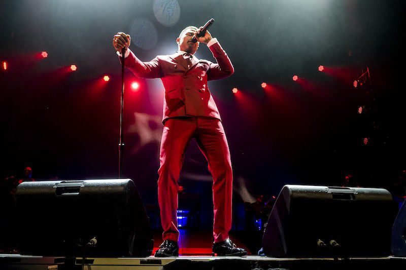 Mary J. Blige and Maxwell co-headline Smoothie King Center Dec. 1_lowres