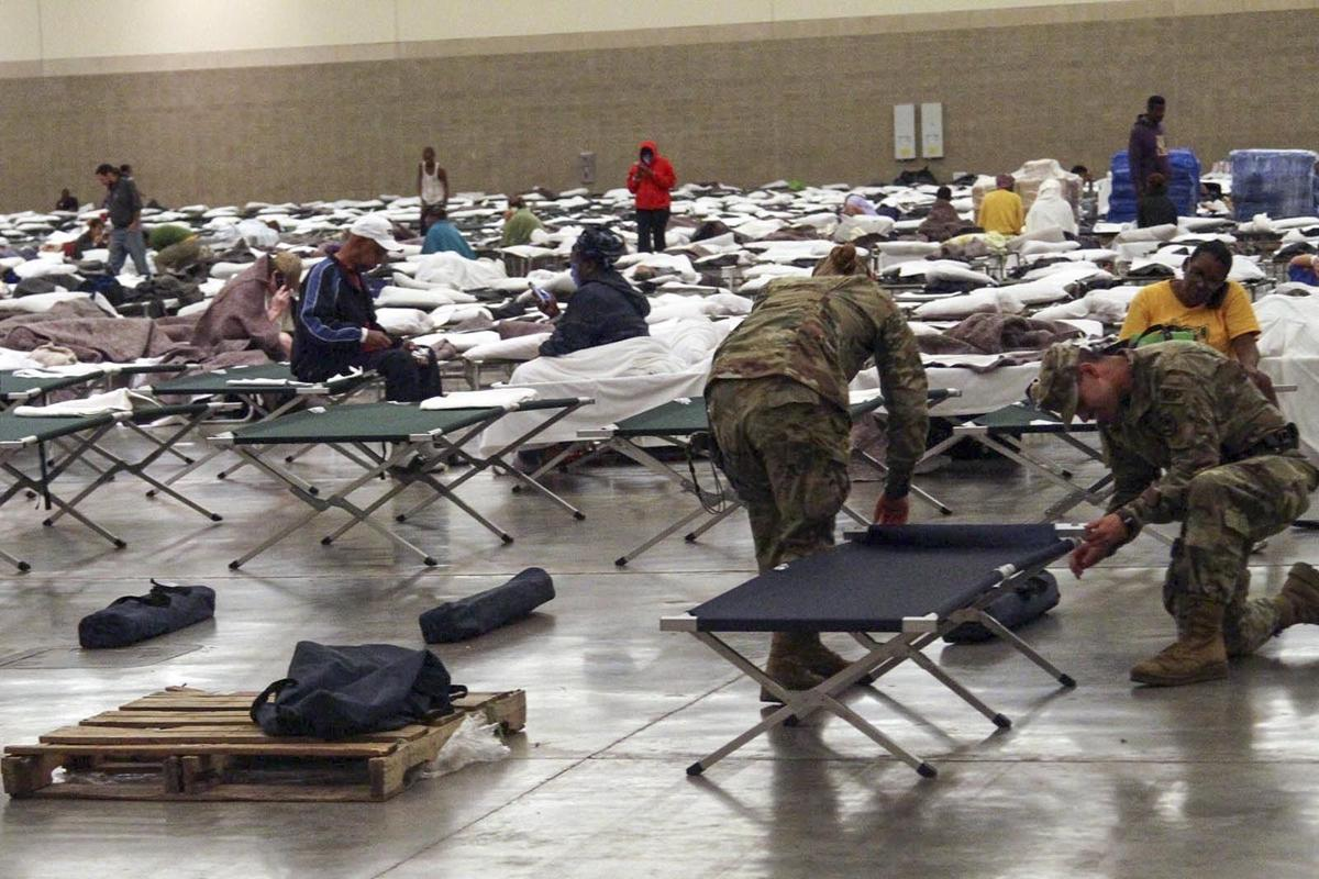 La. Guard focuses on response, recovery simultaneously