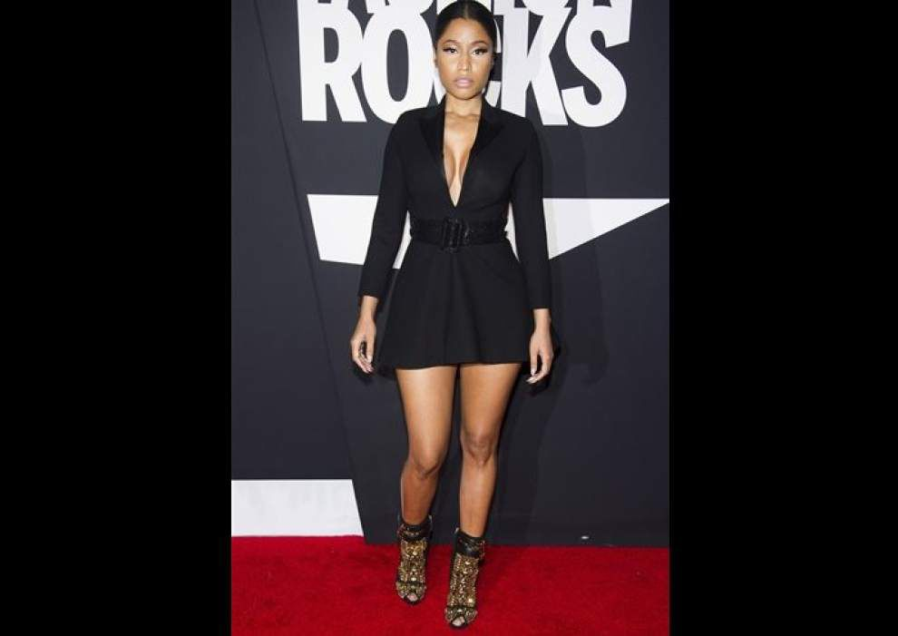 Nicki Minaj: Natural look stems from confidence _lowres