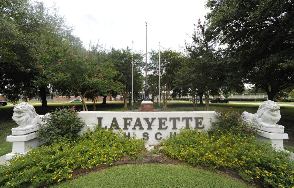 Time for a new Lafayette High? Board to consider first steps: hiring an architect, completing a study _lowres