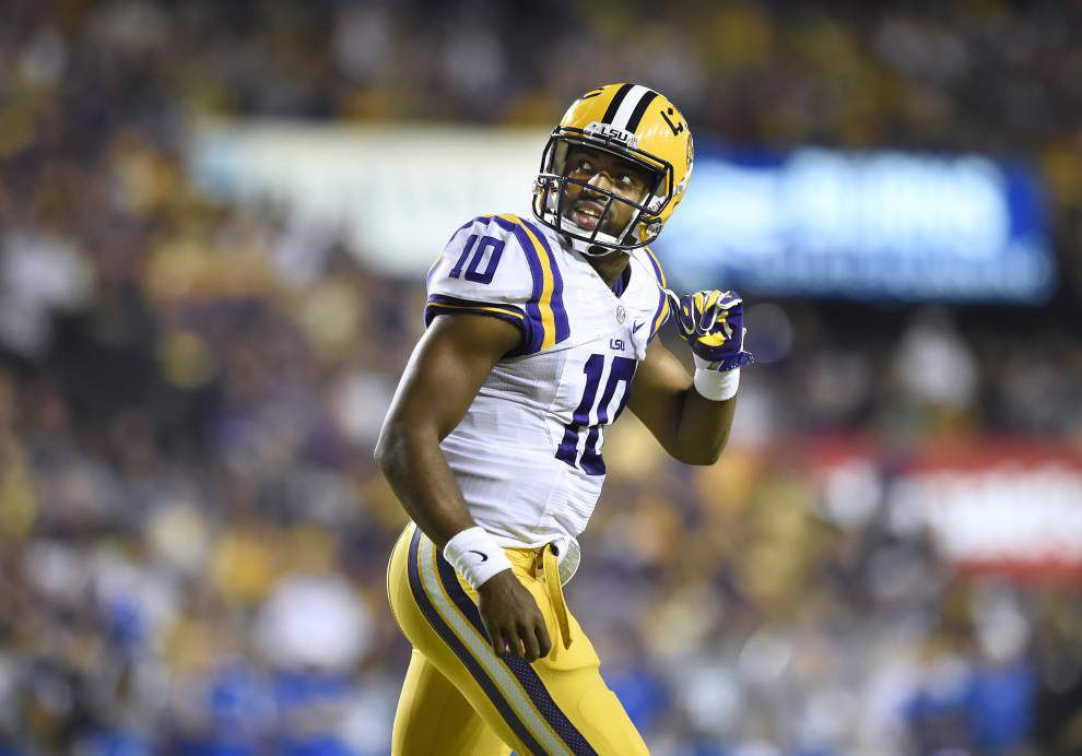 With Ole Miss' stout run defense up next, Tigers' passing game continues to struggle _lowres