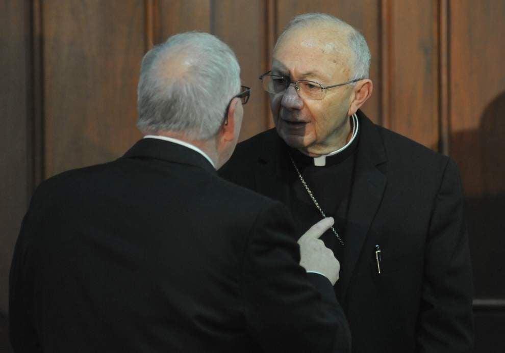 Diocese of Lafayette announces new bishop: the Most Rev. J. Douglas Deshotel _lowres