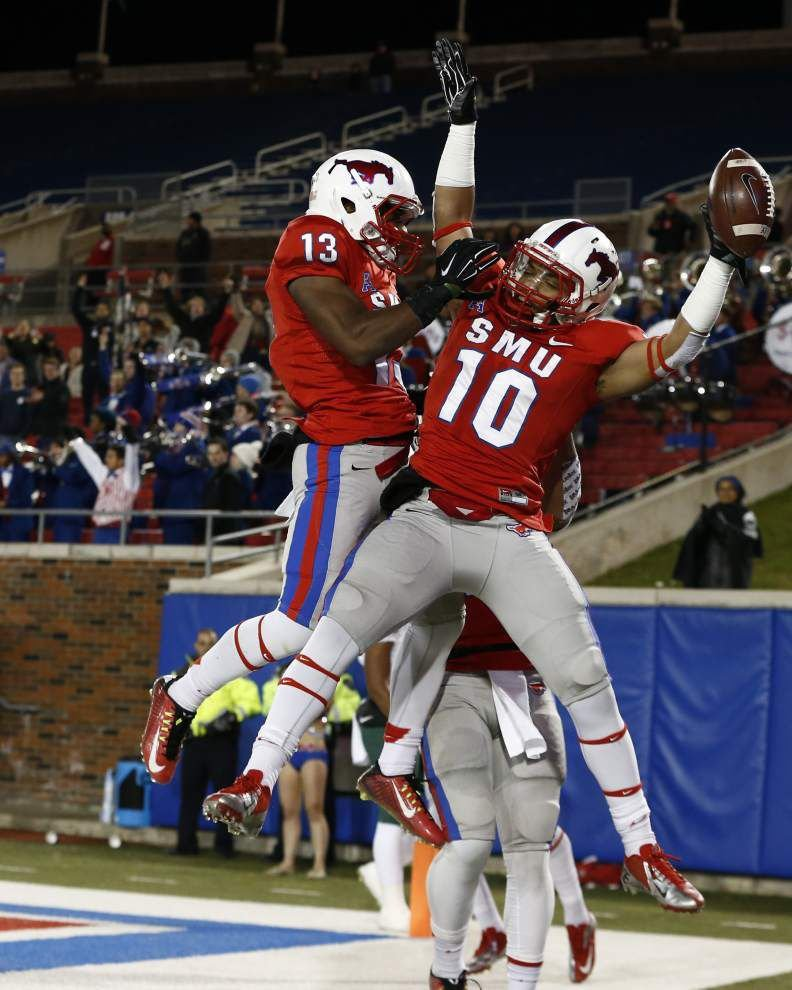 SMU 49, Tulane 21: Guerry Smith's three and out _lowres
