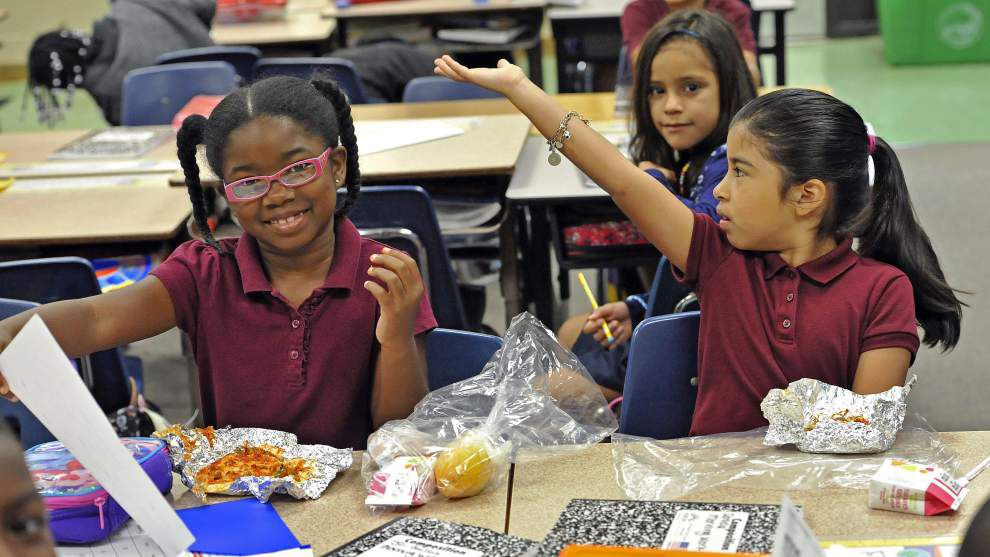 East Baton Rouge's 'Breakfast in the Classroom' program paying off with better attendance, improved discipline, administrators say _lowres