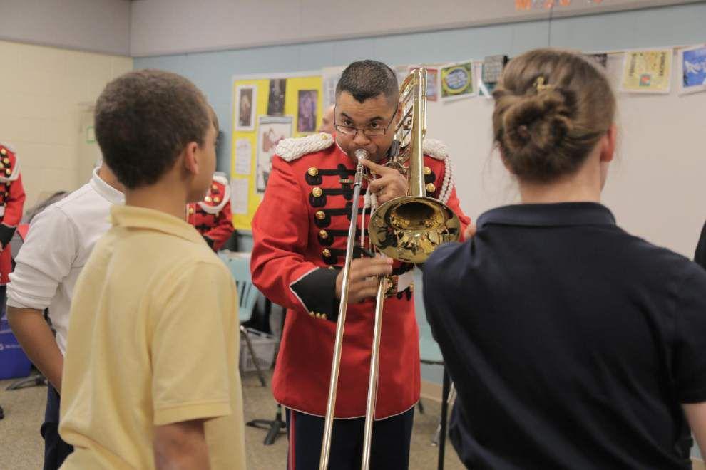 U.S. Marine Band to perform at Tulane _lowres
