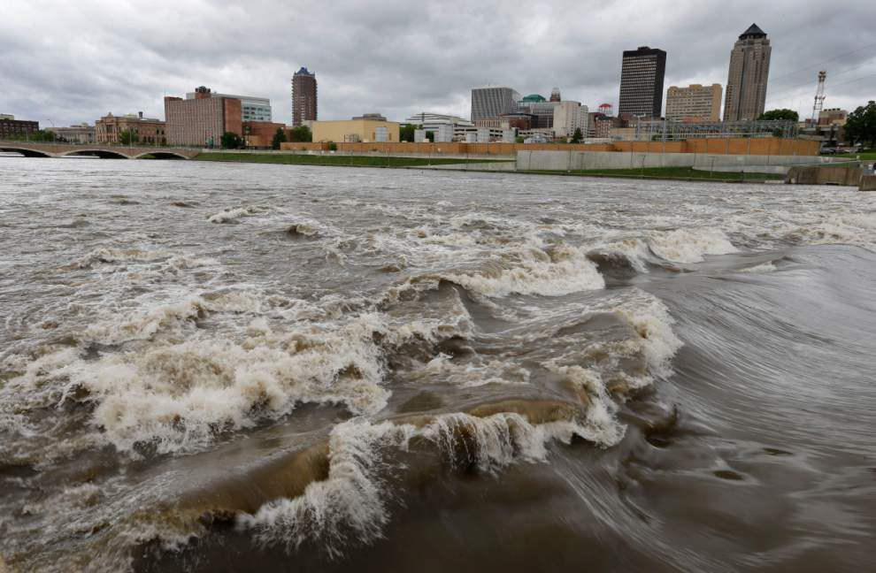Federal report: Warming disrupts Americans' lives _lowres